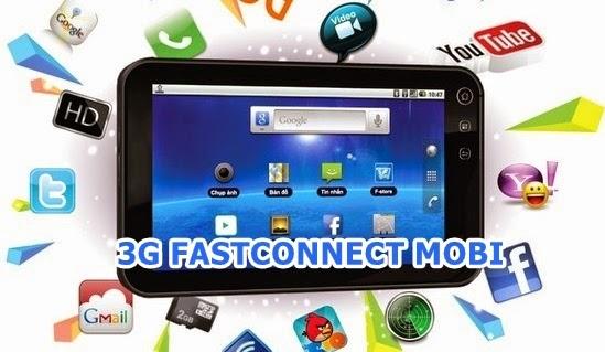 Cú pháp hủy gói cước 3G Fast Connect của Mobifone
