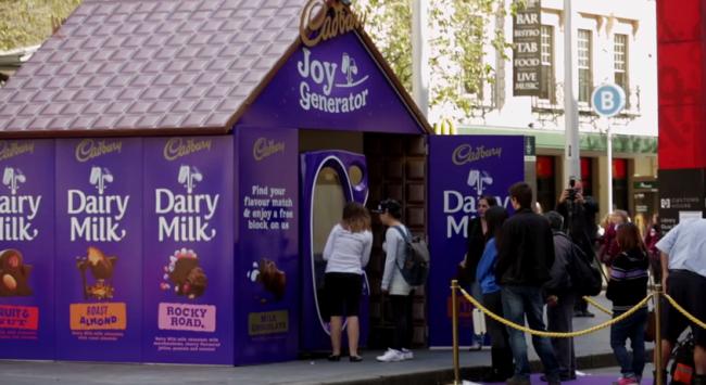 Cadbury Joy Generator