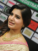 Samantha New Ramp Walk in Saree-cover-photo