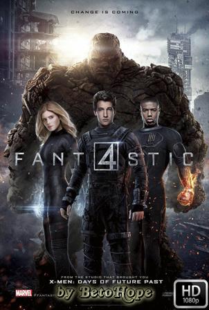 Los 4 Fantasticos (2015) [1080p] [Latino-Ingles] [MEGA]
