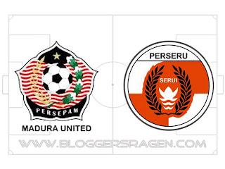 Prediksi Pertandingan Perseru Serui vs Persepam Madura United