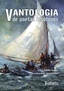 Co- autora na V Antologia de Poetas Lusófonos
