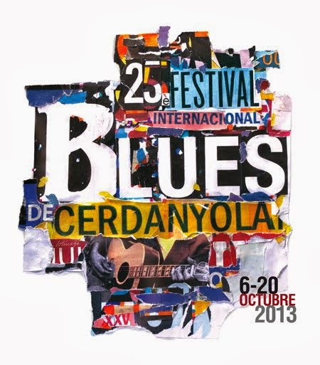 FESTIVAL DE BLUES CERDANYOLA DEL VALLÈS 2013