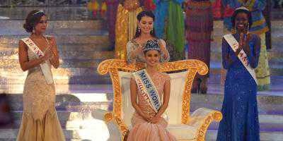 Miss Filipina Terpilih Sebagai Miss World 2013