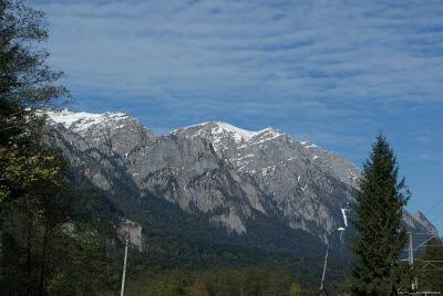 iarna/winter peisaj/landscape prima zapada/first snow