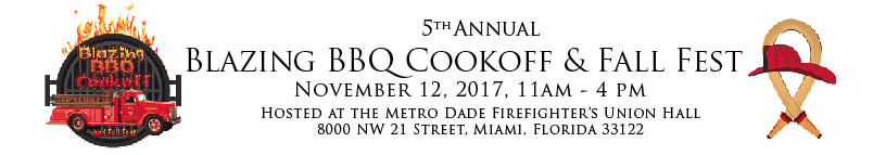 IMCF & Local 1403 present the 5th Annual Blazing BBQ Cookoff and Fall Fest
