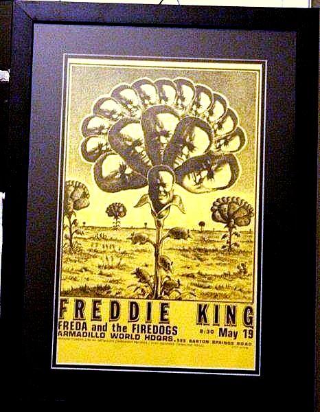Freddie King Armadillo
