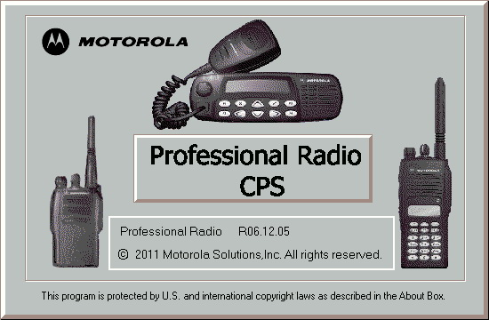motorola cps software download