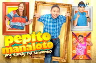 Pepito Manaloto Ang Tunay na Kwento GMA Network | Pepito Mamaloto The Real Stories KB Entertainment Unlimited Inc | GMA Pinoy TV