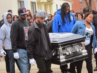 The FICKLIN MEDIA GROUP,LLC: Time-Out Proposed At Slain Teen's Funeral | New Haven Independent