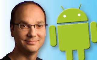 Penemu Android, Andy Rubin