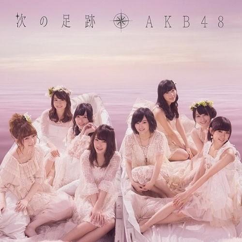 É lançado TSUGI NO ASHIATO, novo álbum de AKB48 AKB48_-_Tsugi_no_Ashiato_Type-B_Reg