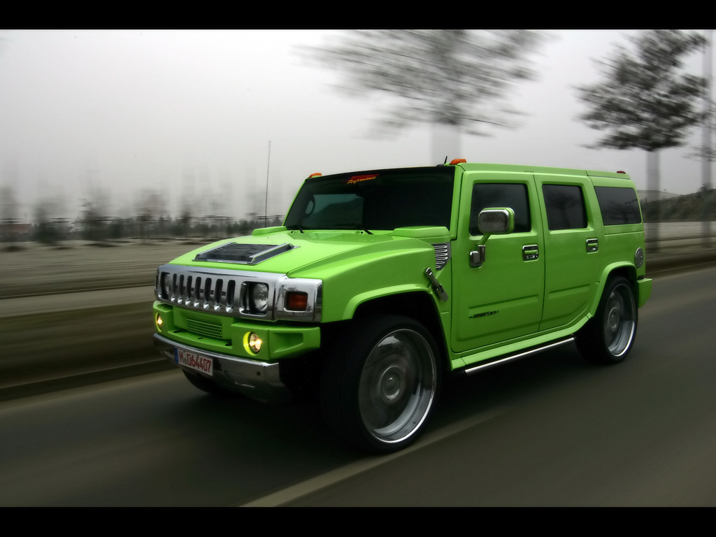 Green Cars Auto Car