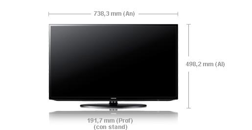 Cuanto mide una tele de 43 pulgadas un blog sobre bienes - Cuanto mide una tele de 32 pulgadas ...