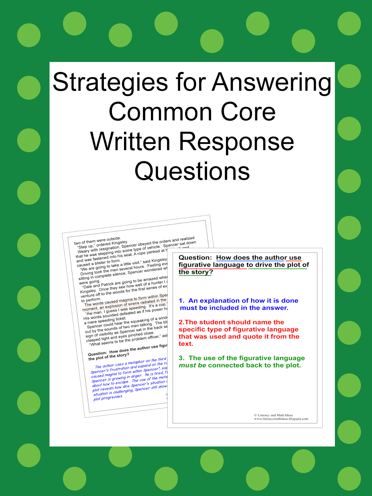 the best set of strategies for answering essay questions is Set a realistic study schedule try to identify the content of the questions you will know what question you should be answering at.