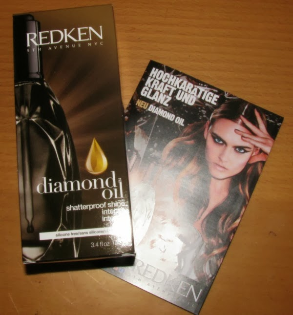 Redken Diamond Oil Shatterproof Shine Intense - Review