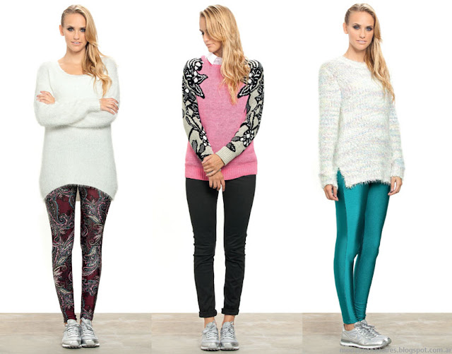 Núcleo Moda sweaters invierno 2015