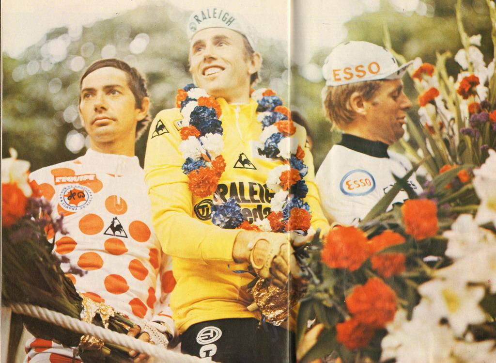 Miroir du cyclisme n287 miroir du tour 1980 the for Miroir du ciclisme