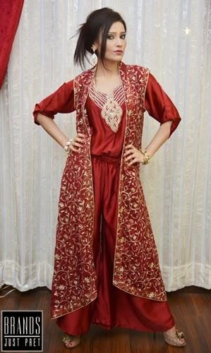Syra Rizwan Eid Collection 2014