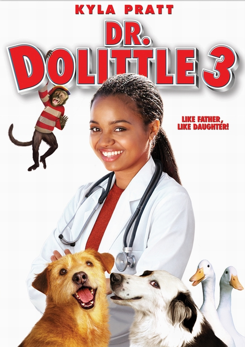 Dr. Dolittle 3 ( Docteur Dolittle 3 ) affiche