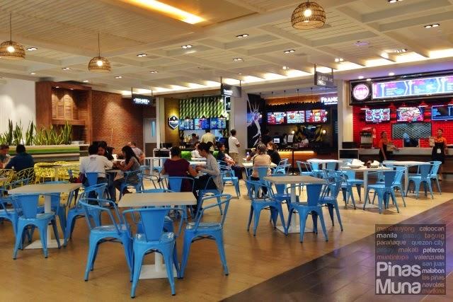 Restaurants At The Mega Food Hall In Sm Megamall