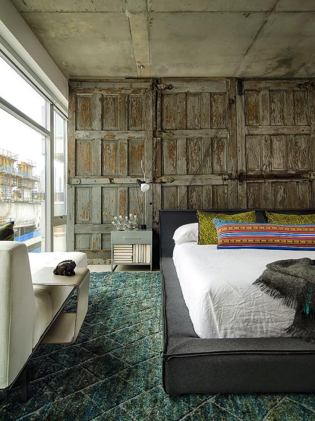 Habitacion Matrimonial Decoradas ~ Dormitorios con paredes decoradas  Dormitorios colores y estilos