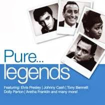 Download – Pure... Legends   BoxSet 04CDs – 2013