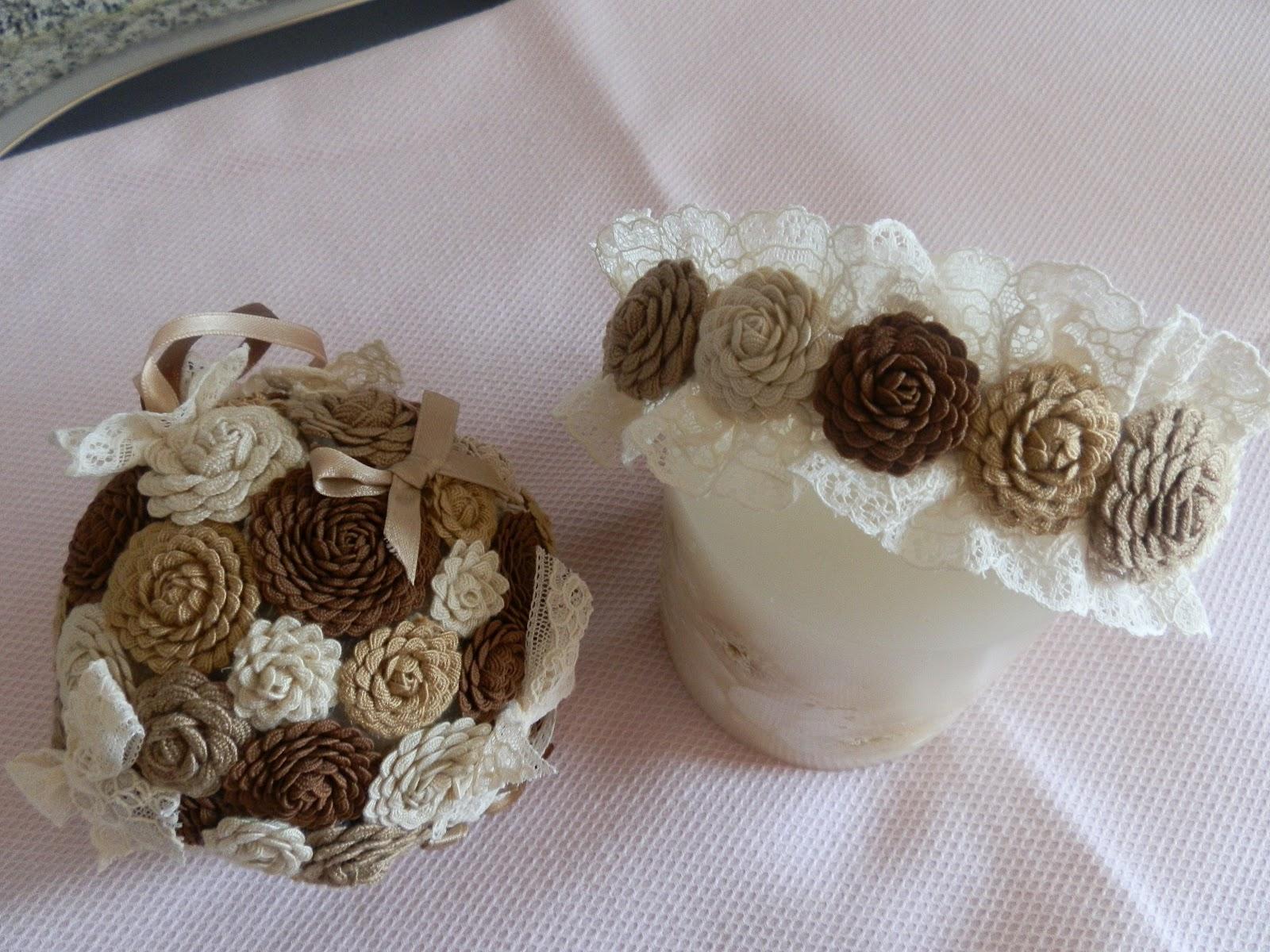 Traetela tutorial flores de piquillo for Hacer diademas nina