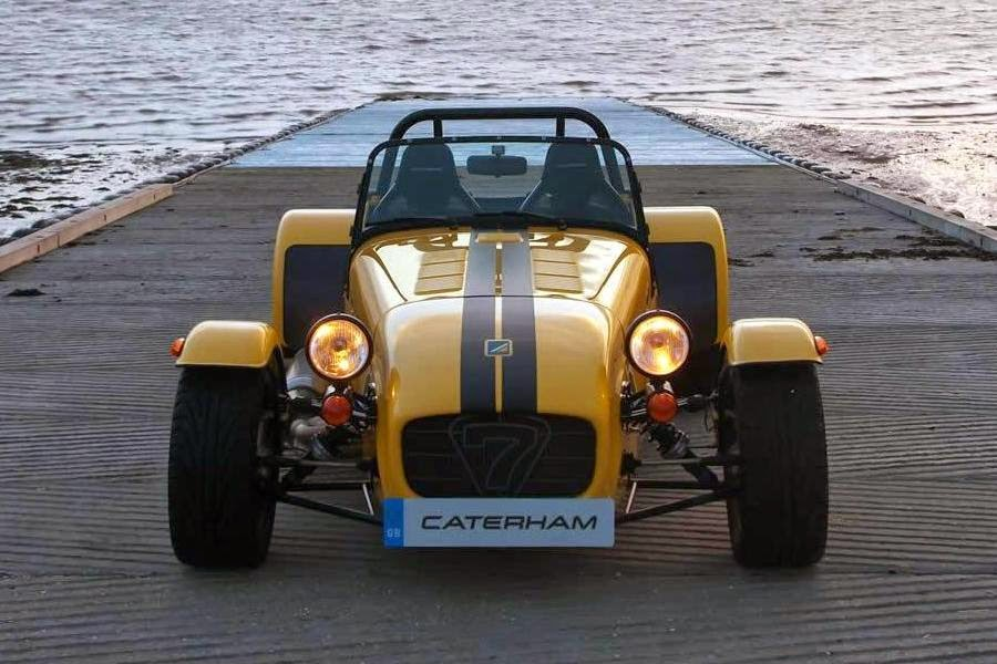 Caterham Adds To Its Seven Range In The Us Autoesque
