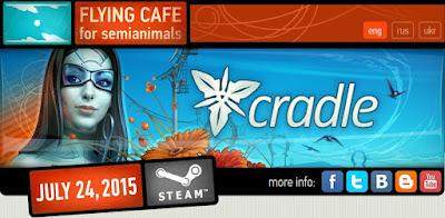 Cradle web-site