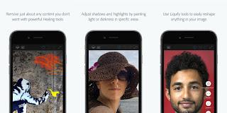 أدوبي تكشف عن نسخة مجانة لفوتوشوب على آيفون
