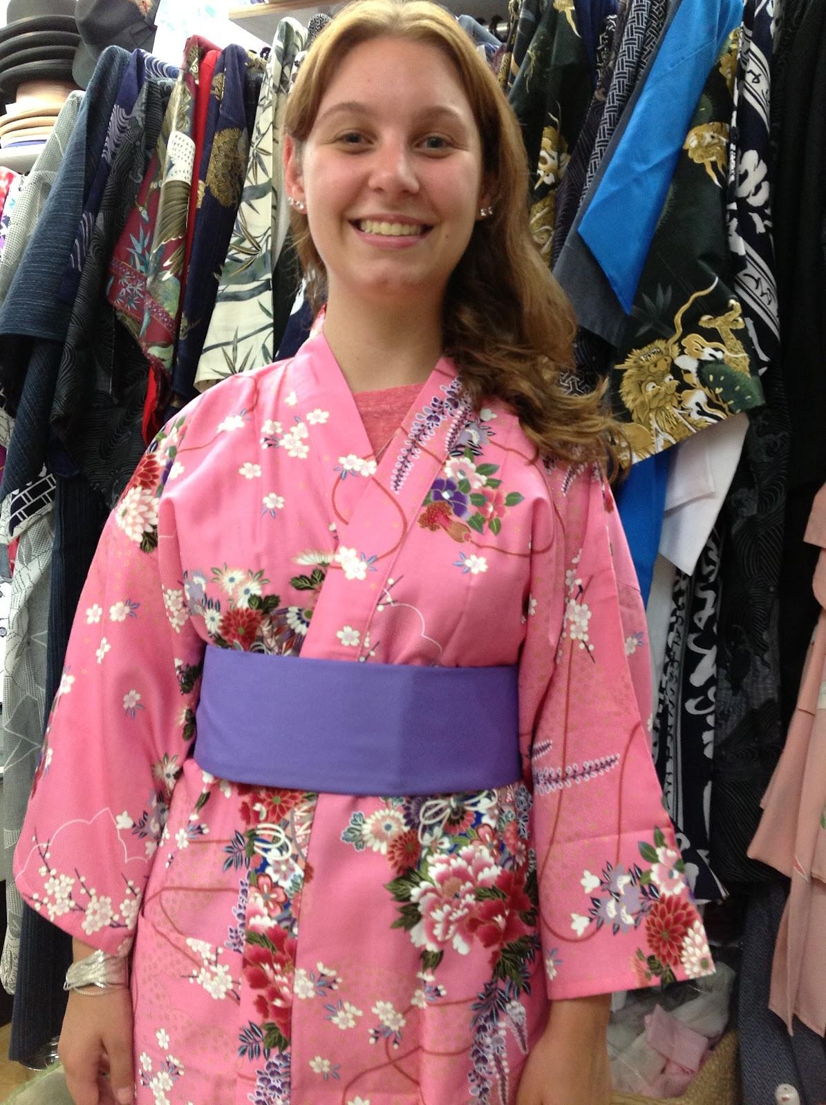 Kimonos in New York from Kimono House NY