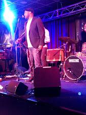 Tony Momrelle al CottonJazzClub di Ascoli Piceno