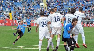 Novara Lazio 2-1 highlights