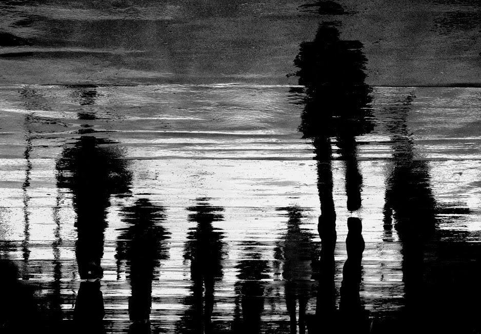 Дождь глазами Кристофа Жакро