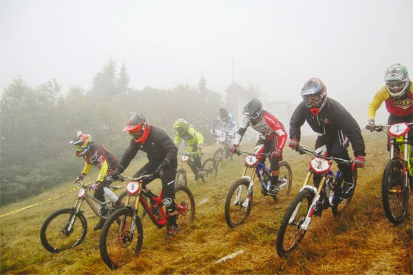 Pinnacle Bike Championship: Race Highlights