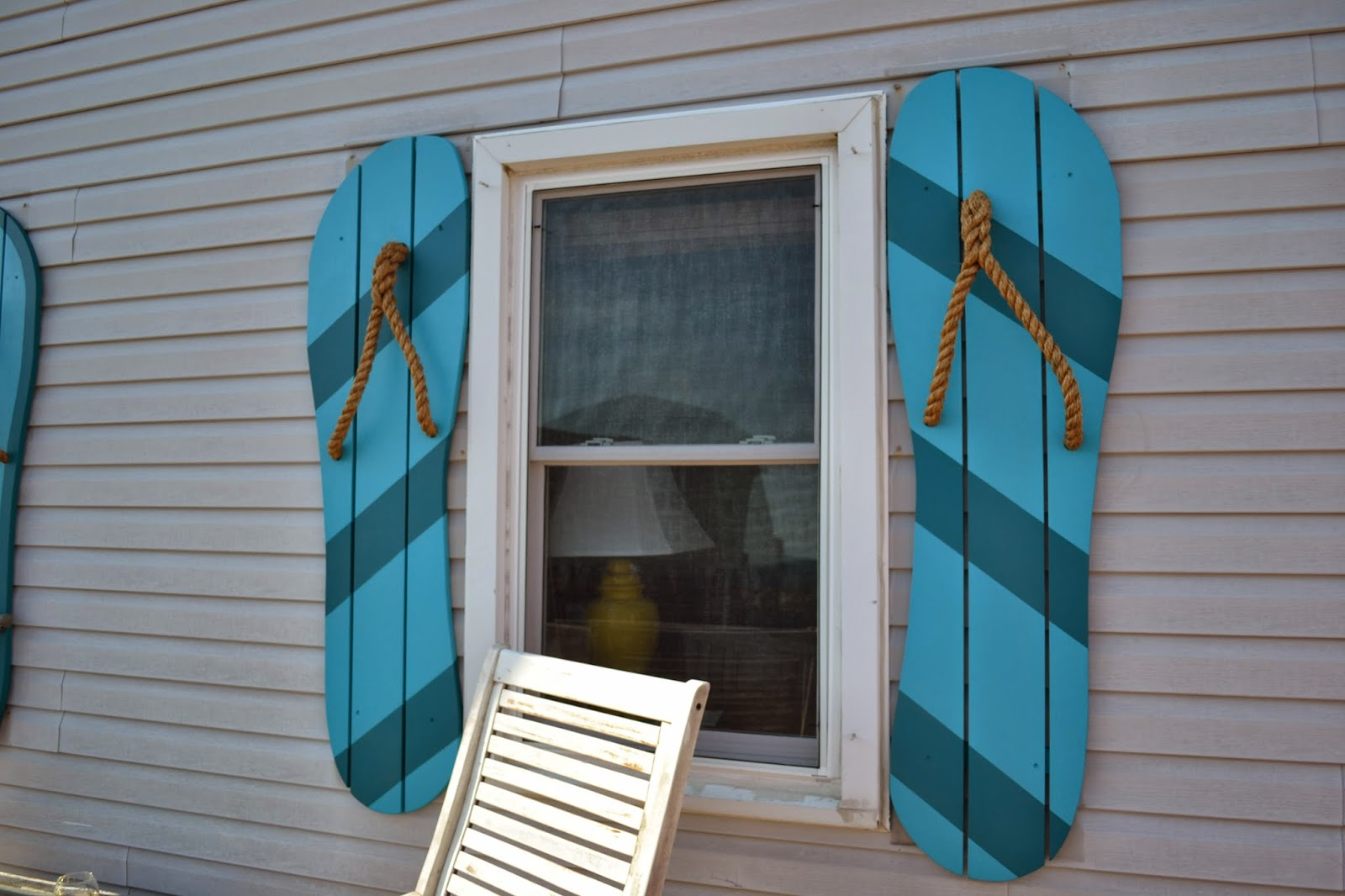 Decor You Adore Flippin 39 Out Over Beach House Shutters