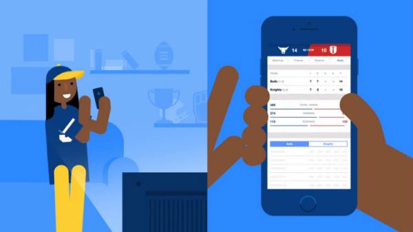 بالفيديو: فيسبوك تطلق ميزة جديدة خاصة بمحبي الرياضة