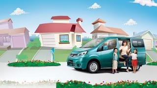 Nissan Evalia, Mobil Terbaik Pilihan Keluarga Indonesia