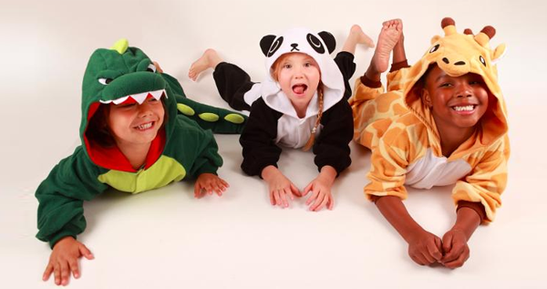 Kigu Animal Costumes for Kids
