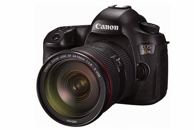 Fotografia della Canon EOS 5Ds