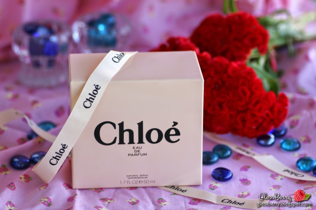chloe eu de perfume edp review סקירה בושם קלואה בלוג איפור וטיפוח ריח גלוסברי glossberry