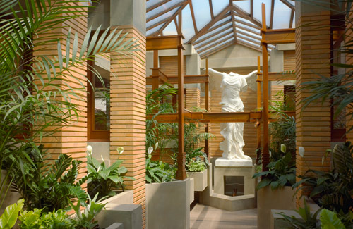 Martin House Conservatory