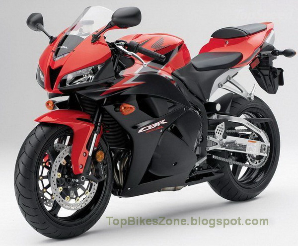 Honda CBR 600RR Bike Colors