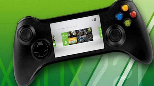 Xbox Surface para interactuar con los juegos