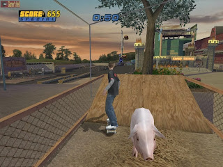 Download Game Tony Hawk Pro Skater 4
