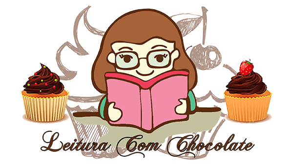 Leitura com chocolate