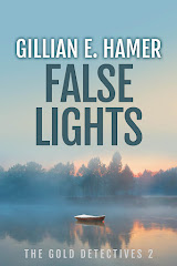 False Lights by Gillian E. Hamer