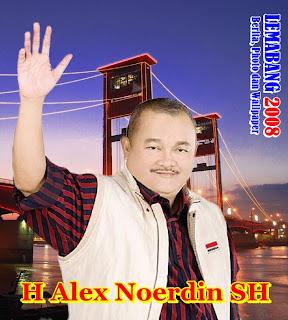 Alex Noerdin Kecewa Sekolah Gratis dan Berobat Gratis Tidak Dirasakan Rakyat OKU Timur