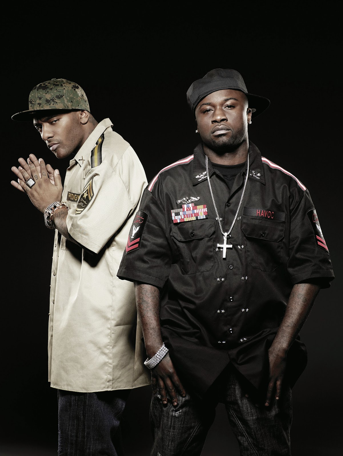 Mobb Deep UK tour Liverpool O2 academy
